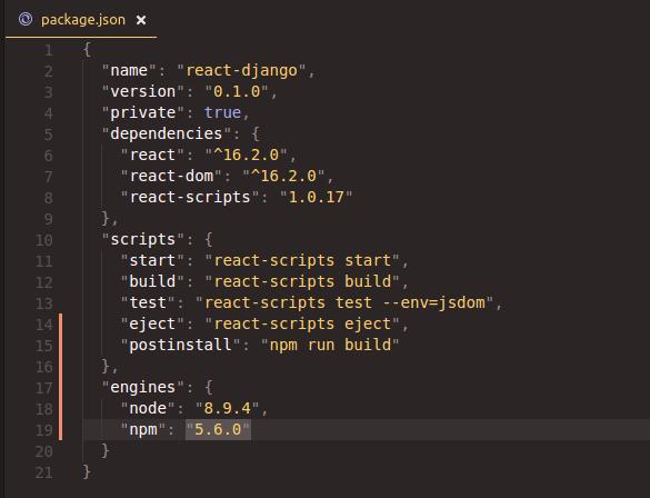 Deploy your React-Django app on Heroku | Alpha Coder